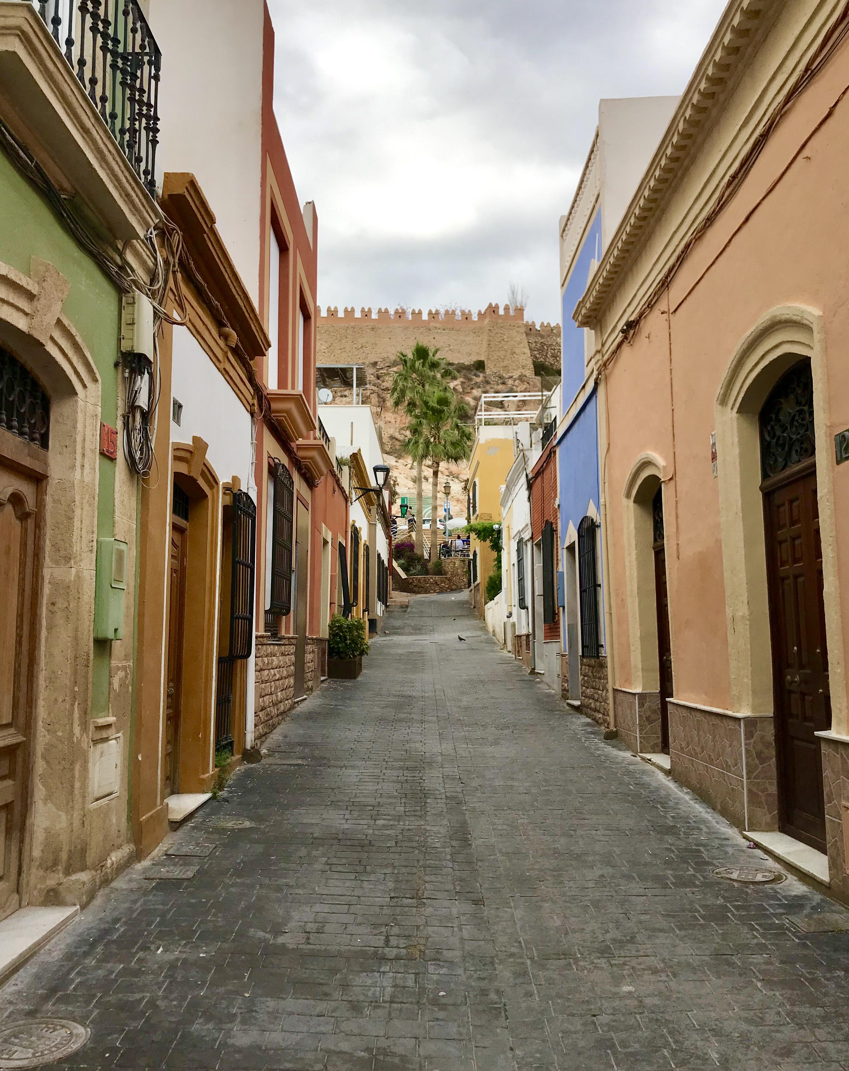 Calle de Almería