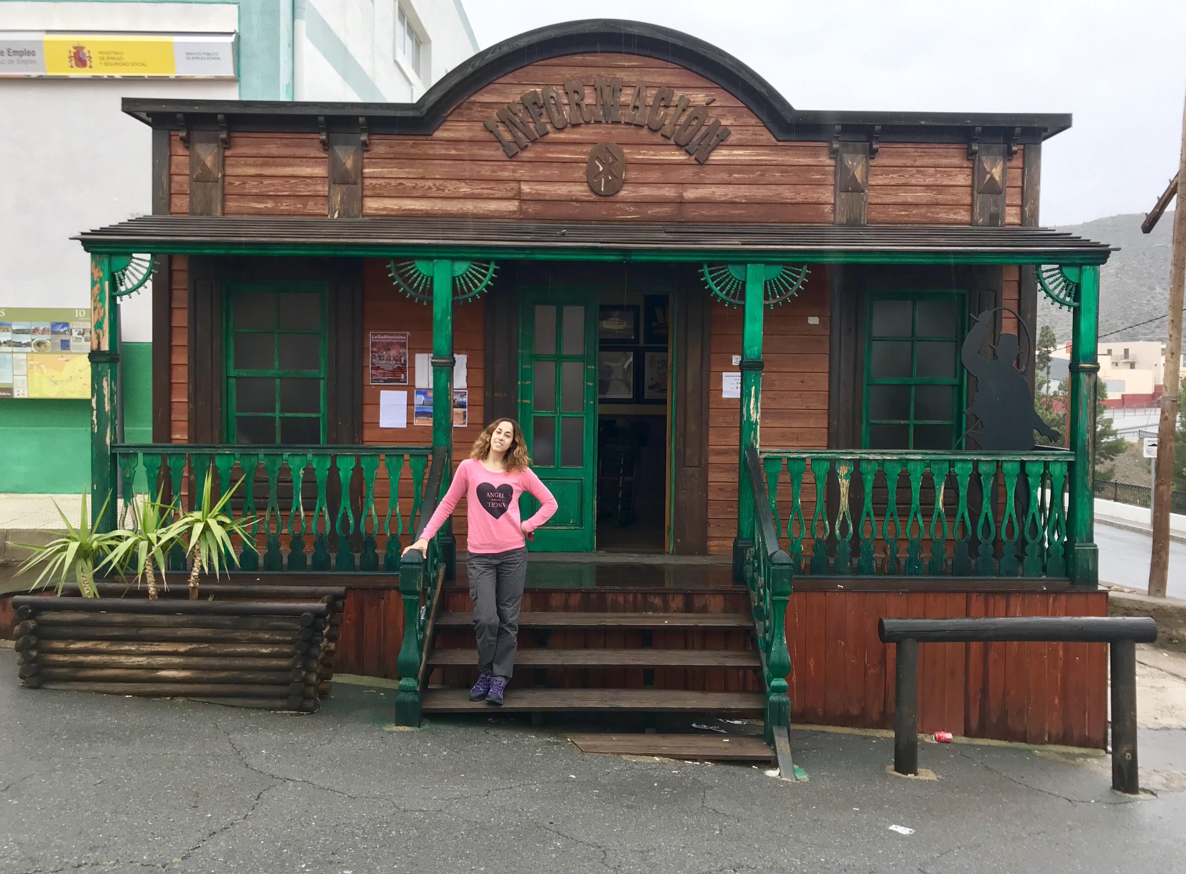 Oficina de Turismo de tabernas