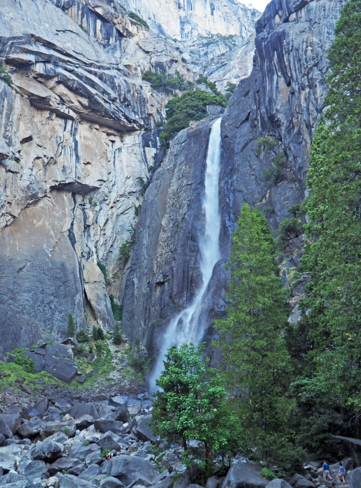 Yosemite Fall Trail