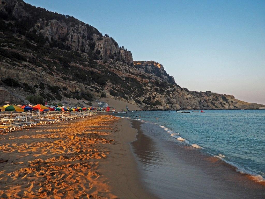 Playa de Tsampika