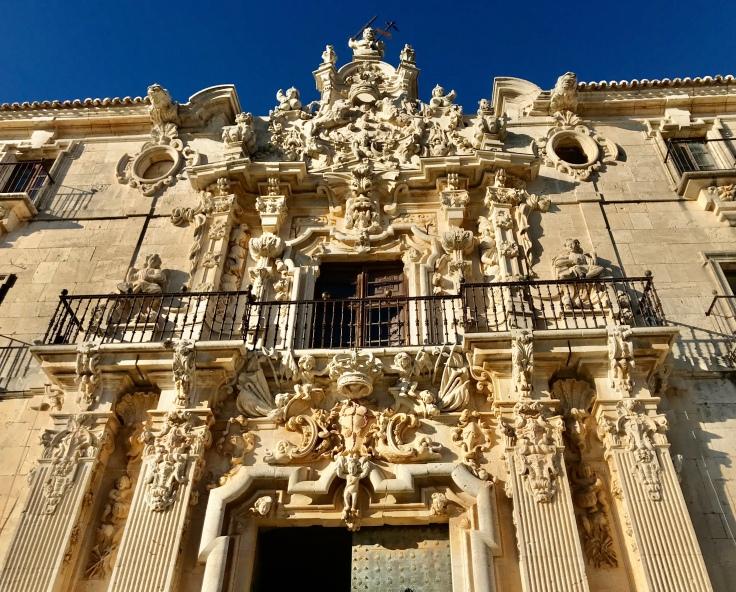 Fachada Monasterio Uclés