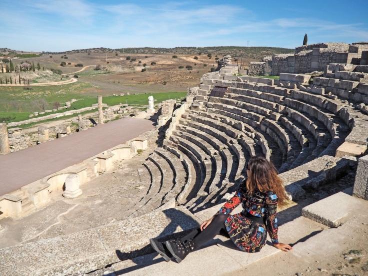 Ciudad arqueológica de Segóbriga