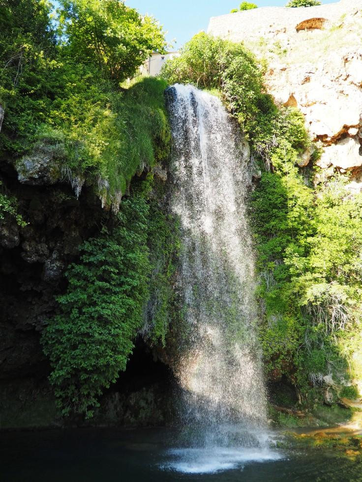 Cascada de Salles La Source