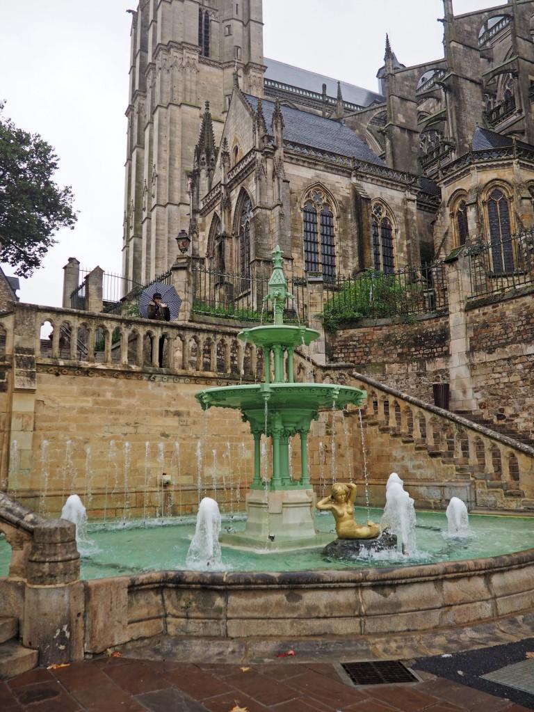 Catedral de Le Mans