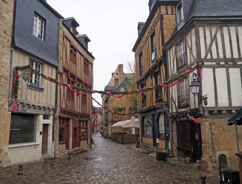 Centro histórico de Le Mans