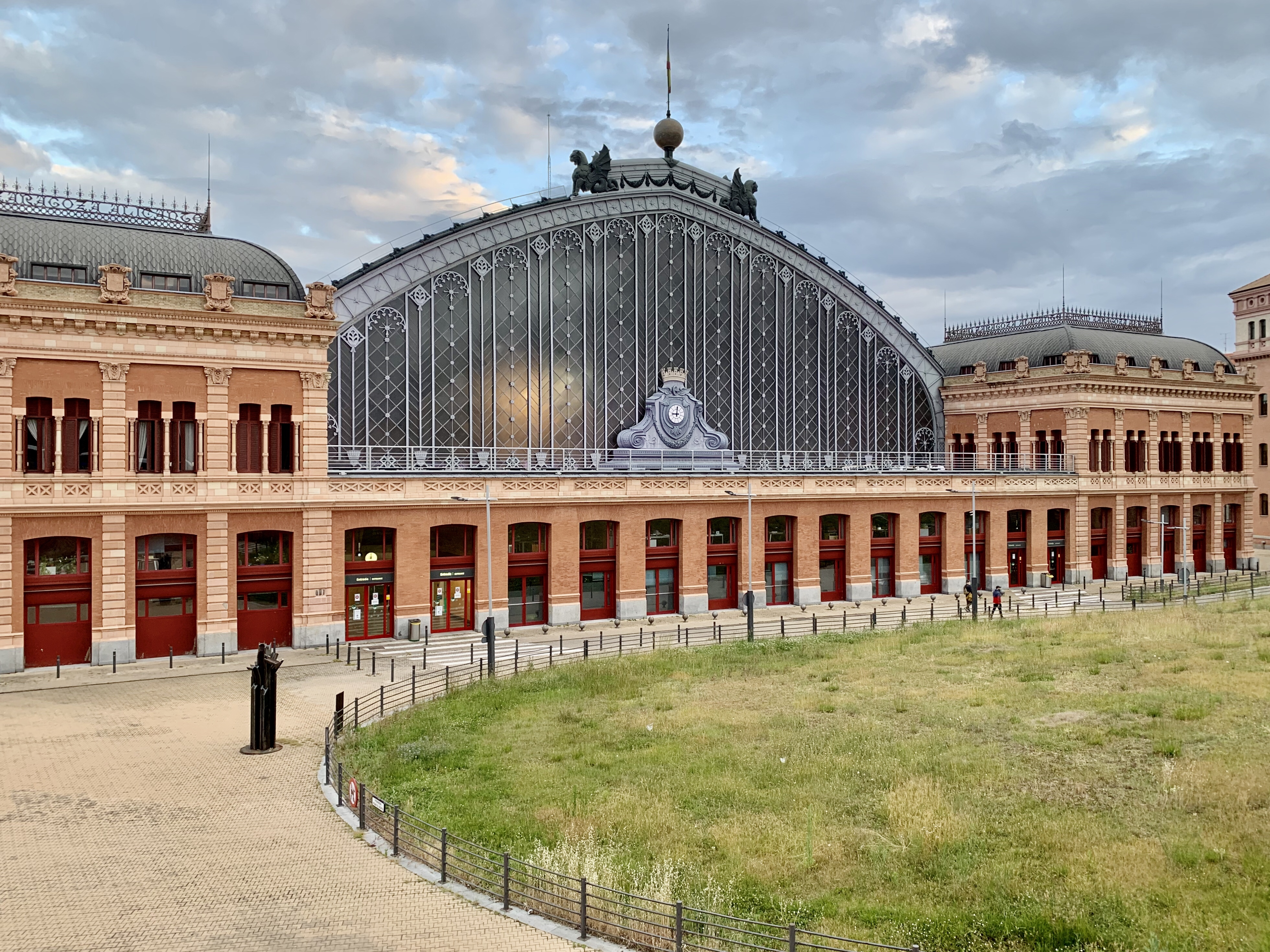 Estación de Atocha