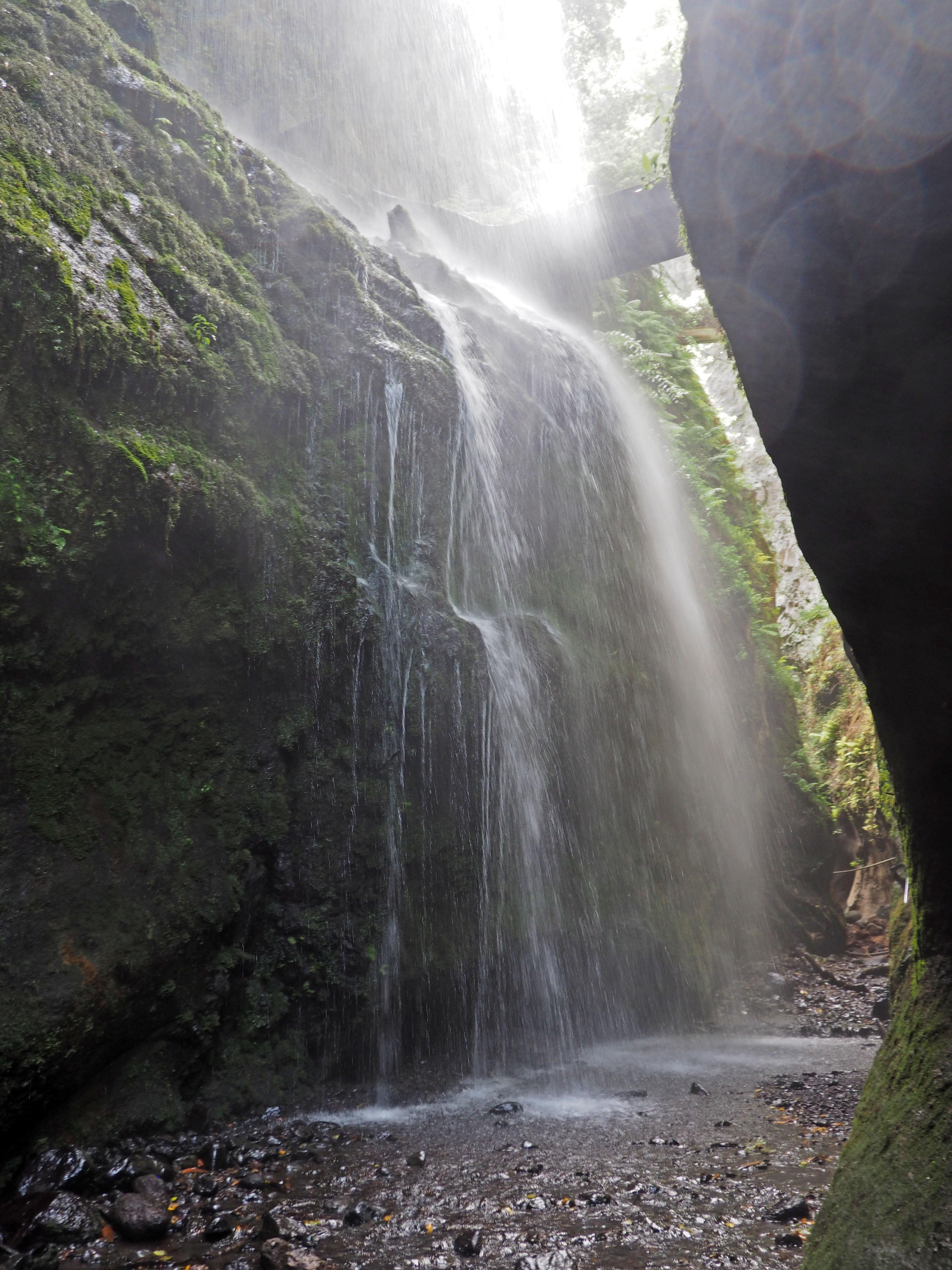 Cascada en Los Tilos