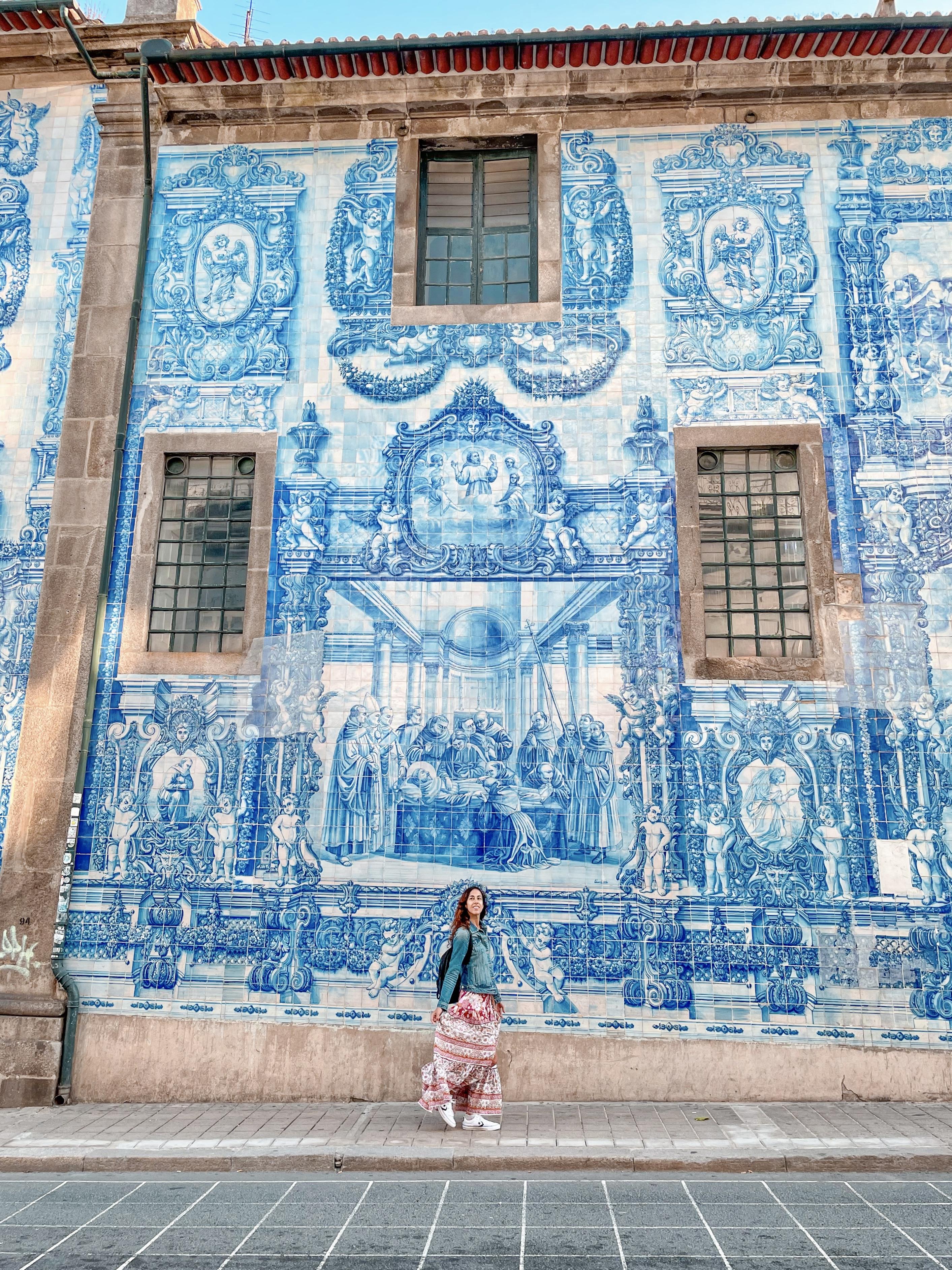 Capela das almas Oporto