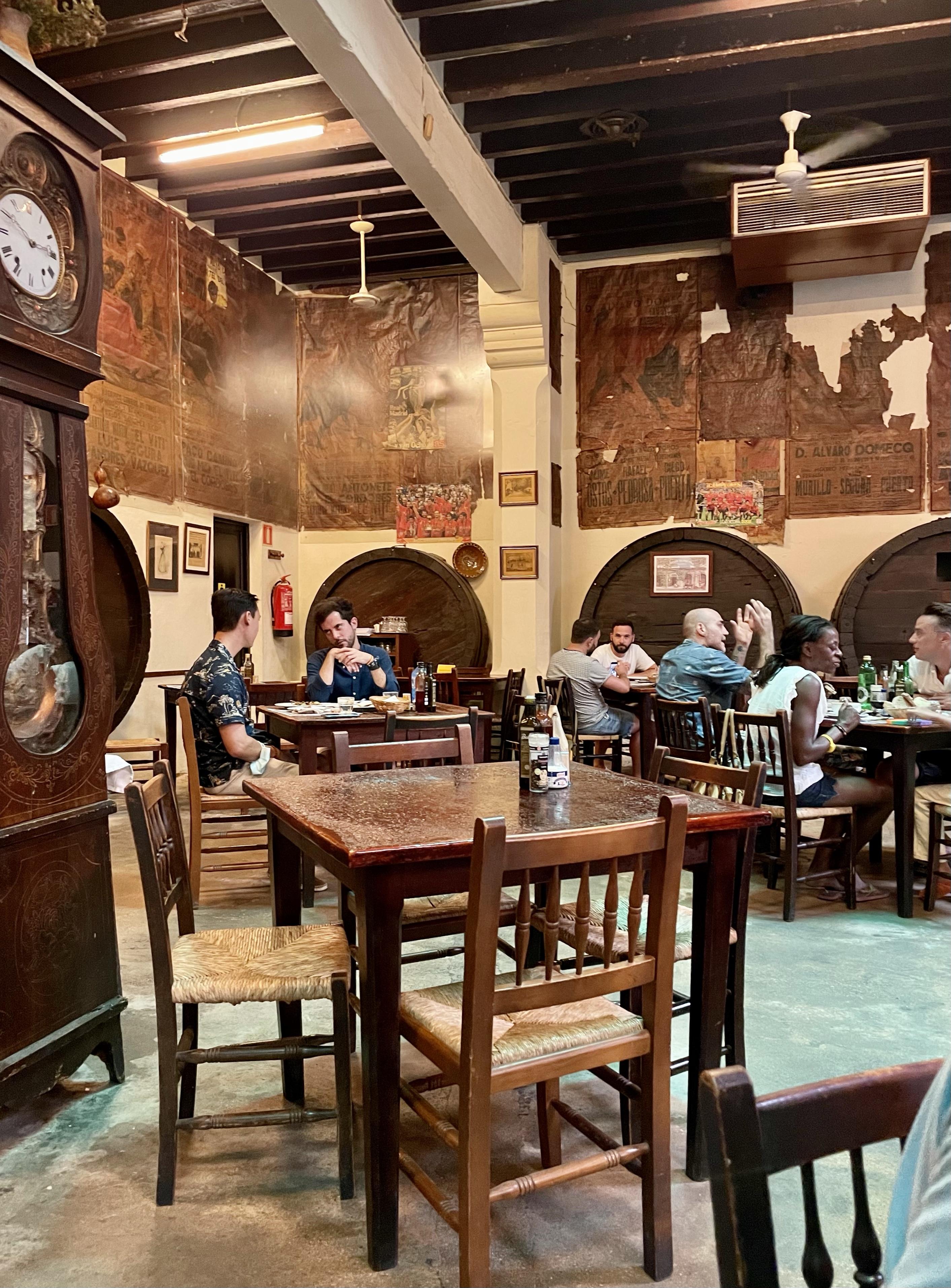 Restaurante Celler Sa Premsa