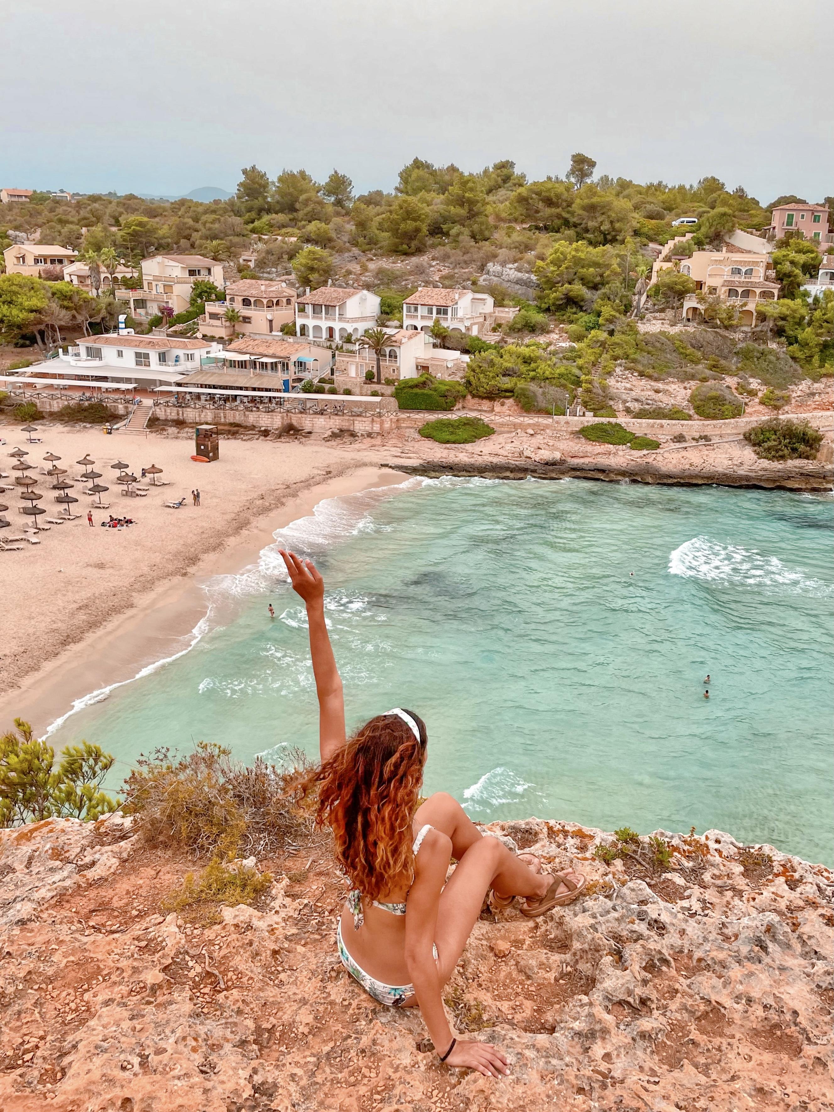 Cala Romántica en Mallorca